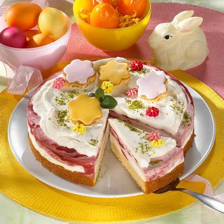 Erdbeer-Schmand-Torte Rezept