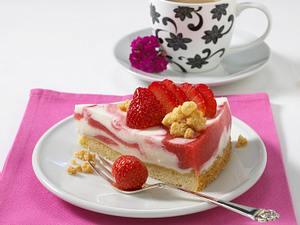 Erdbeer-Streusel-Torte Rezept