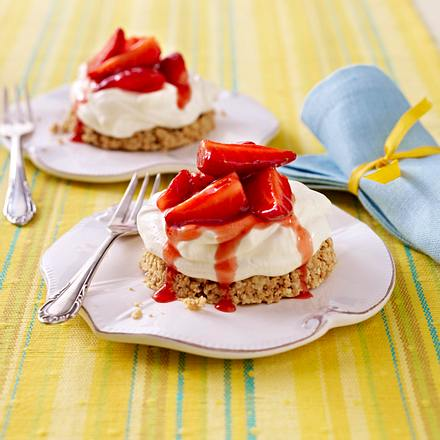 Erdbeer-Zitronen-Törtchen Rezept