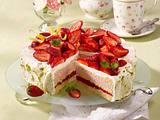 Erdbeer-Zitronen-Torte Rezept