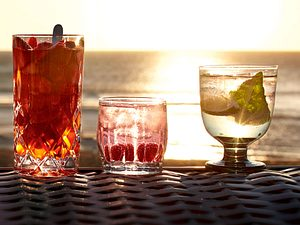 Erdbeerbowle - Sundowner Rezept