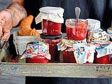 Erdbeerkonfitüre das Grundrezept Rezept