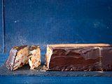 Erdbeertiramisu-Kuchen im Goldrausch Rezept