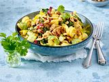 Erdnuss-Curry-Pasta Rezept