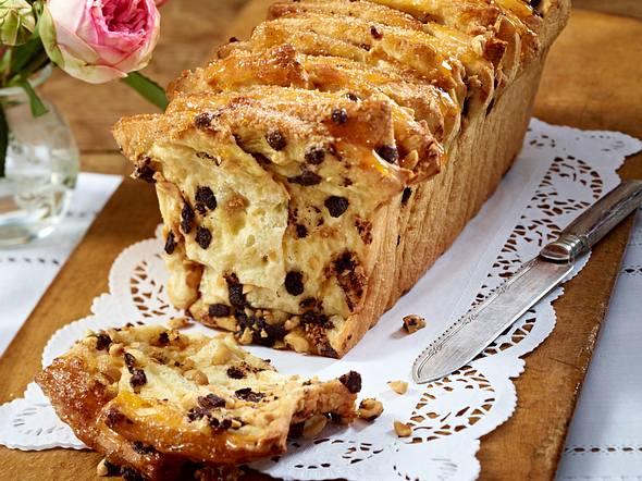 Erdnuss-Karamell-Kuchen Rezept