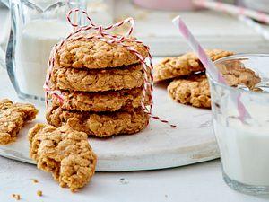 Erdnussbutter-Kekse Rezept