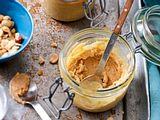 Erdnussbutter mit Stückchen Rezept