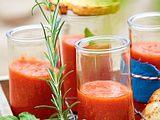 Erfrischende Gazpacho Rezept