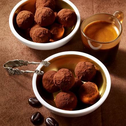 Espresso-Bällchen Rezept