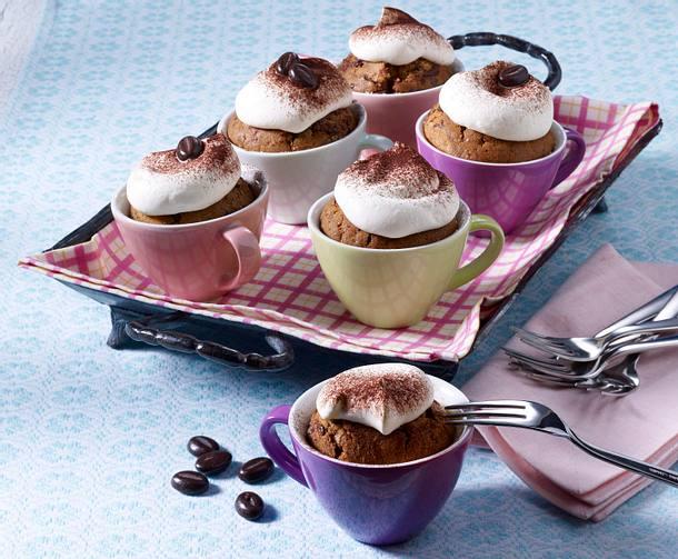 Espresso-Muffins Rezept