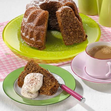 Espresso Nuss Kuchen Diabetiker Rezept Lecker