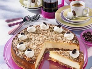 Espresso-Philadelphia-Torte Rezept
