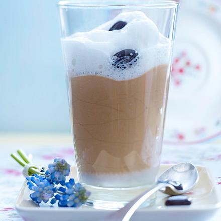 Espresso-Schoko-Mousse de luxe Rezept