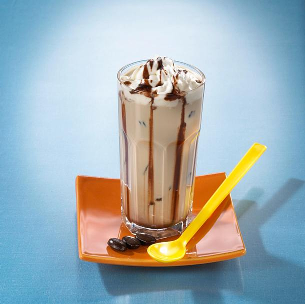 Espresso-Schokoladen-Milch Rezept