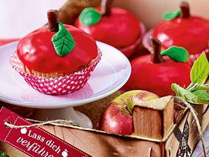 Evas Apfel-Ingwer-Cupcakes Rezept
