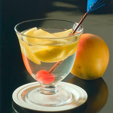 Exotischer Mango-Drink Rezept