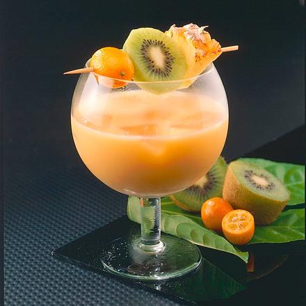 Exotischer Maracuja-Drink Rezept