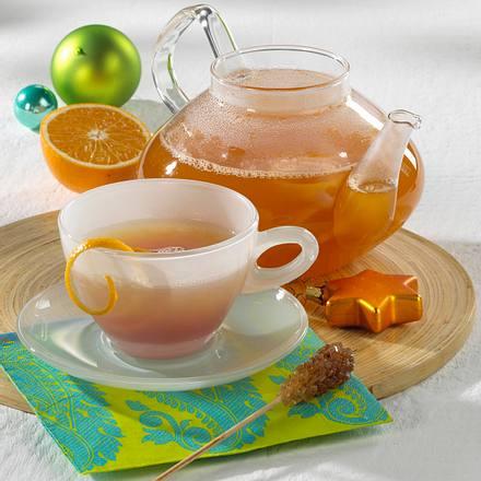 Exotischer Tee-Punsch Rezept