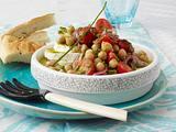 Kichererbsen-Salat mit Mozzarella Rezept