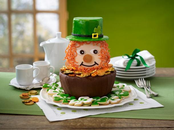 Leprechaun Cake Rezept