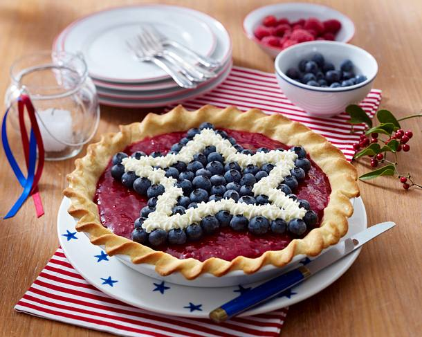 Berry Star Pie (Weekend Baker) Rezept