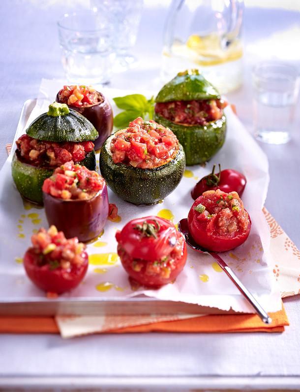 Petits légumes… aux légumes Rezept