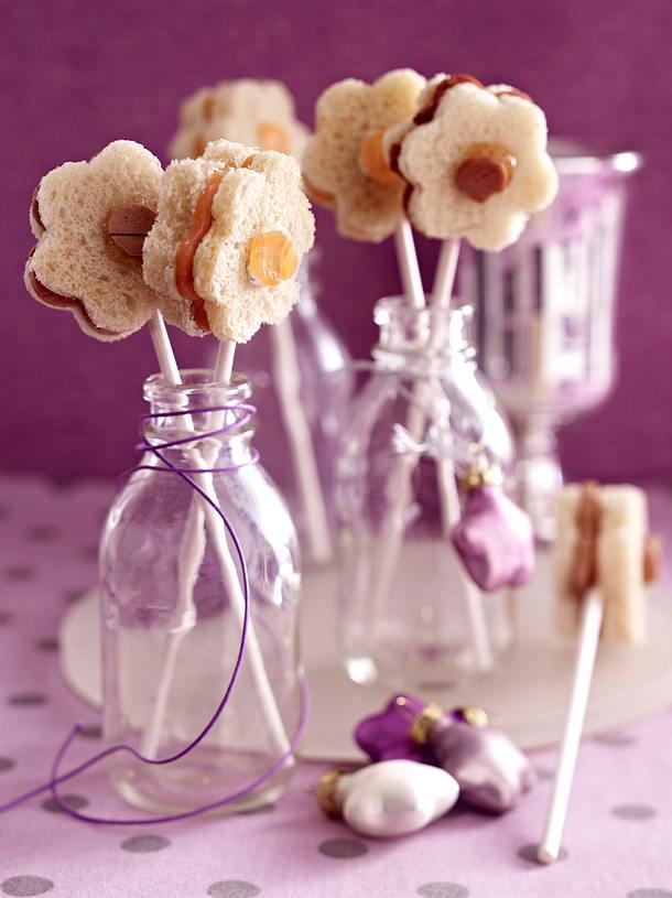 Savoureux bouquet Rezept