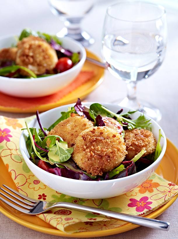Salade croustillante Rezept