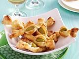 Tortillons aux olives Rezept