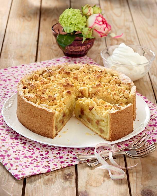 Apfel-Streusel-Kuchen Rezept