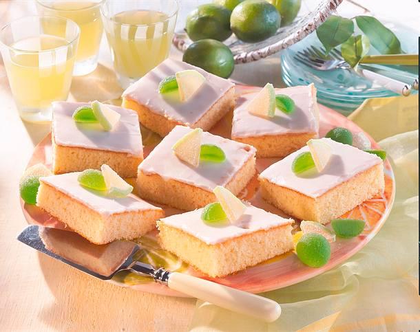 Fanta-Limetten-Kuchen Rezept