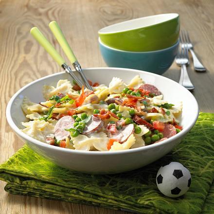 Farfalle-Salat Rezept