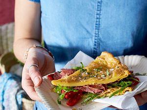 Farinata-Sandwich Rezept