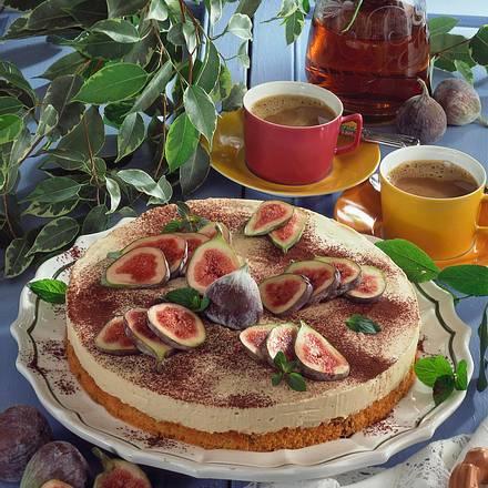 Feigen-Torte Rezept