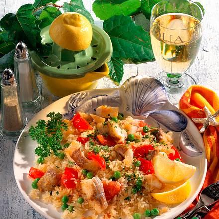 Feine Fisch-Pfanne Rezept