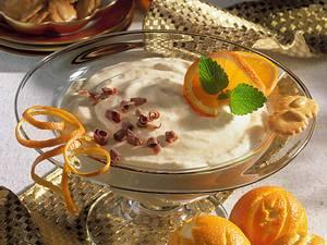 Feine Orangencreme Rezept