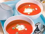 Feine Tomatensuppe Rezept