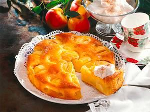 Feiner Apfelkuchen (Diabetiker) Rezept
