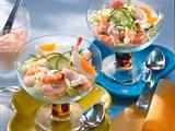 Feiner Eier-Shrimps-Cocktail Rezept