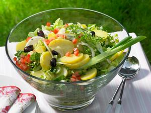 Feiner Kartoffelsalat Rezept