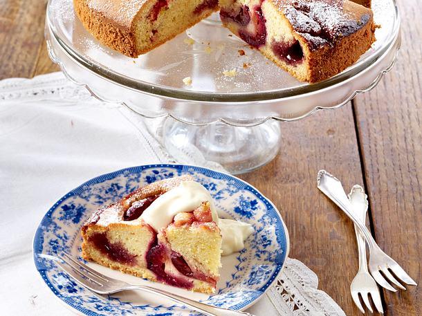Ideen Fur Kuchen Wandfarben : Tolle Ideen Fur Kleine Kuchen  Kleine Kuchen Feiner Pflaumenkuchen