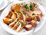 Festliche Filet- & Bratenplatte Rezept