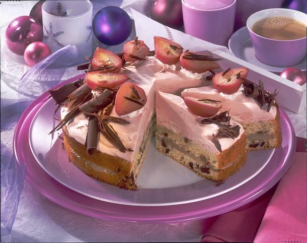 Feuerzangencreme-Torte Rezept