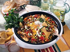 Feurige Mexiko-Pfanne Rezept