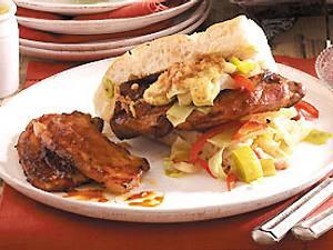 Feurige Steaks und Schusterkarbonaden Rezept