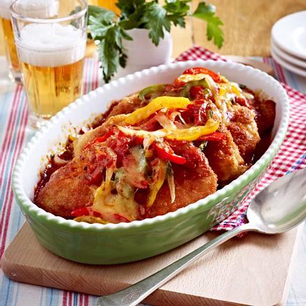 Rezepte Pur De feurige zigeuner schnitzel titel rezepte pur rezept chefkoch rezepte auf lecker de kochen