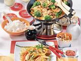 Feuriger Schweinefilet-Broccoli Wok Rezept