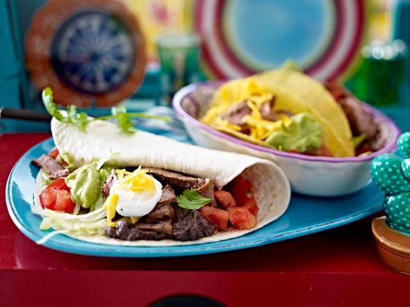 Mexikanische Rezepte - Fiesta mexicana in der Küche