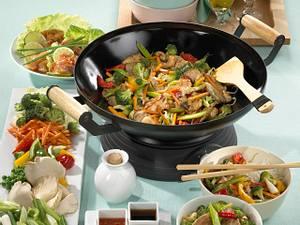 Filet-Gemüse-Wok Rezept