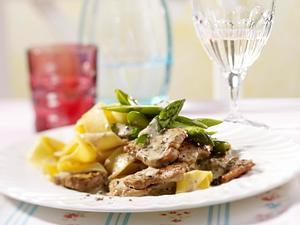 Filet mit Mascarpone-Pfeffersoße Rezept